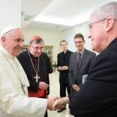 John Crossin w Pope