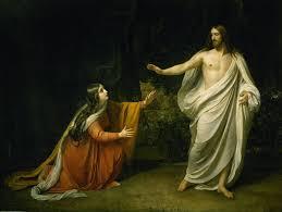 St. Mary Mag & Jesus